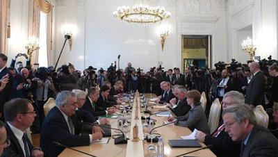 США и Россия не обсуждали на переговорах вопрос изменения статуса санкций