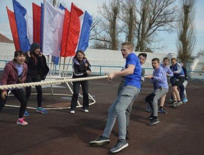 В Белой Калитве прошла военно-патриотическая игра «Русичи»