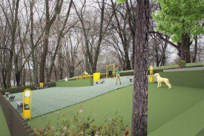 Площадки для выгула собак появятся в ростовских парках