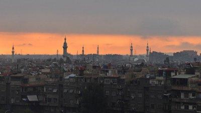 Сирийская армия отбила атаки террористов на западе Дамаска