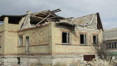 В ДНР за неделю из-за обстрелов повреждены более 40 объектов