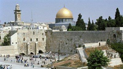 Жертвой нападения в Иерусалиме стала туристка из Великобритании