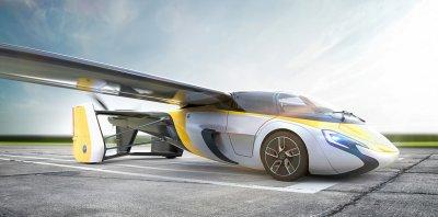 Летающее авто от AeroMobil покажут в этом году