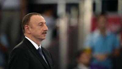 Алиев поздравил Эрдогана с успешным проведением референдума