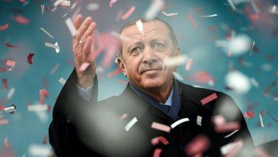 Эрдоган назвал итоги референдума