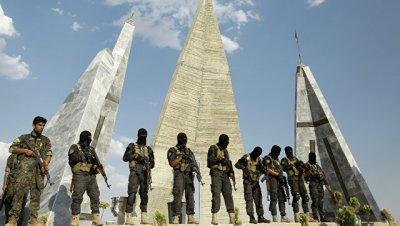 Курды сообщили о ликвидации десяти боевиков ИГ* около Табки