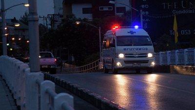 СМИ: жертвами одного из 13 взрывов на юге Таиланда стали двое боевиков