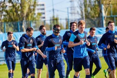 Калачев и Гранат готовятся к игре с «Амкаром» по индивидуальной программе