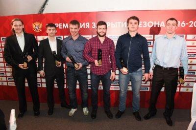 Двое игроков ХК «Ростов» вошли в символическую пятерку сезона