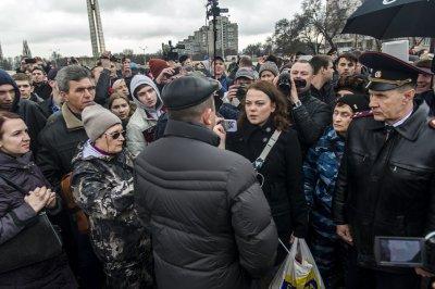 Руководителя штаба Навального в Ростове обвинили в организации несанкционированного митинга