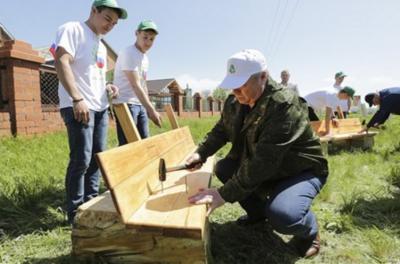 Во Всероссийском экологическом субботнике приняли участие 170 тысяч дончан