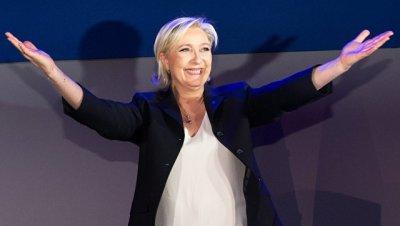 На одном из участков, где победила Ле Пен, отменили результаты голосования
