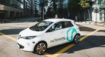 Автопилот NuTonomy встретится с плохими водителями
