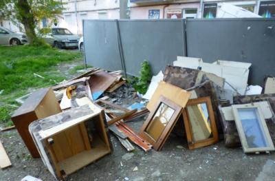 В Ростове городские власти провели рейд по свалкам