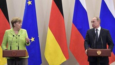 Эксперт прокомментировал встречу Путина и Меркель