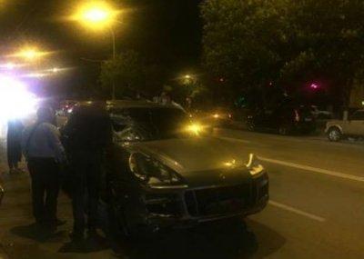 На Садовой пьяный водитель «Порше» снял номера после смертельного ДТП и ушел