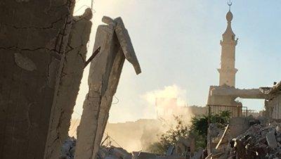 Сирия поддержала российскую инициативу по созданию зон деэскалации