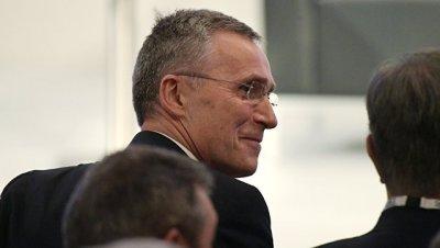 толтенберг заявил, что НАТО увеличивает военные расходы не в угоду Трампу
