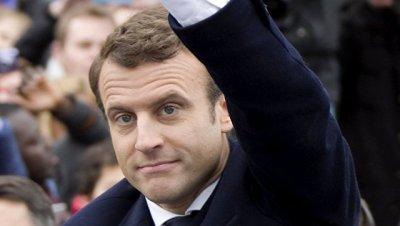 BFM TV: Макрон побеждает во втором туре президентских выборов во Франции