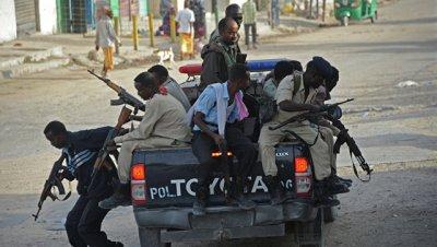 В Могадишо взорвали автомобиль, погибли шесть человек