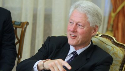 Билл Клинтон напишет триллер об американском президенте