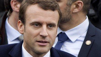 Макрон после победы на выборах побеседовал с лидерами пяти стран