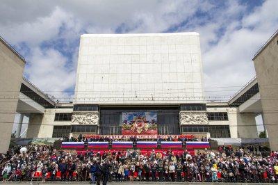 В театре Горького в Ростове прошел концерт для ветеранов