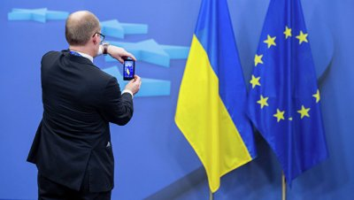 Евросоюз намерен в ближайшие дни упростить безвизовый режим с Украиной