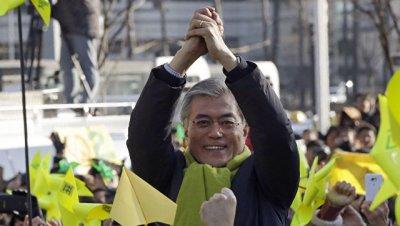 Подсчет 15,7% голосов в Южной Корее подтверждает победу Мун Чжэ Ина