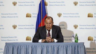 Лавров обсудил в США ситуацию в Сирии и перспективы встречи Путина и Трампа