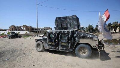 Боевики сбили иракский вертолет недалеко от Мосула