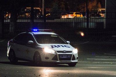 Машину ГИБДД сняли на видео в момент нарушения Правил дорожного движения в Ростове