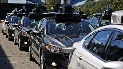 В США суд обязал Uber вернуть Google материалы по беспилотному автомобилю