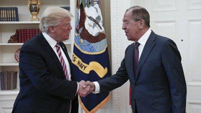 Трамп назвал встречу с Лавровым очень успешной