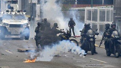 Власти Венесуэлы направили войска в штат Тачира из-за протестов