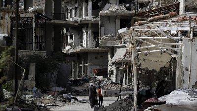 В США заявили, что обсуждали с Генштабом ВС России удар коалиции в Сирии