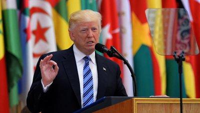 Трамп пригласил короля Саудовской Аравии с визитом в США