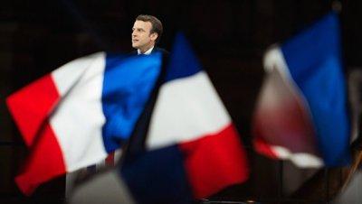 Макрон заявил, что готов к диалогу с Италией по реформированию Европы