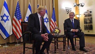 Трамп назвал палестино-израильское урегулирование