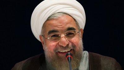 Генсек ООН поздравил Роухани с переизбранием на пост президента Ирана