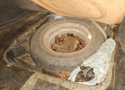 Донские пограничники пресекли контрабанду металлолома из Украины
