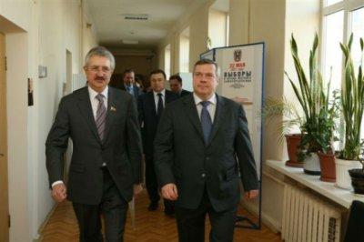Глава донского избиркома Сергей Юсов объявил об отставке