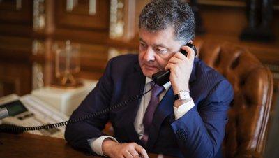 Президенты Украины и Франции скоординировали позиции перед G7