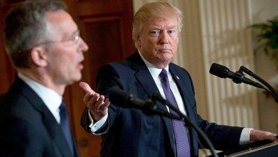 Трамп намерен заявить в НАТО о поддержке принципа коллективной обороны