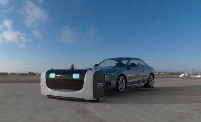 Stan – робот, способный припарковать ваш автомобиль