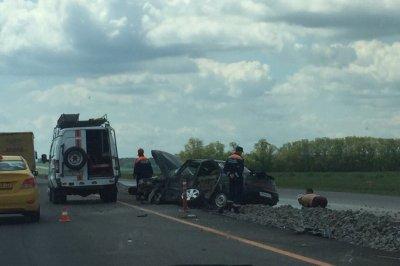 Годовалая малышка пострадала в аварии на трассе Ростов–Таганрог