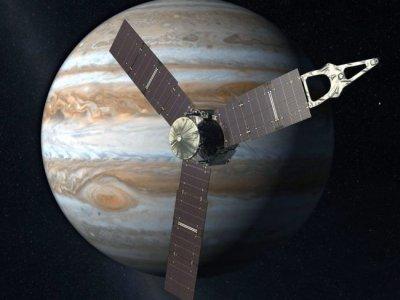 Атмосфера Юпитера сильно удивила ученых