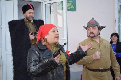 Белокалитвинский историко-краеведческий музей присоединился к акции «Ночь в музее»