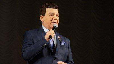 Кобзон дал концерт в Луганске
