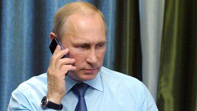Путин провел телефонный разговор с президентом Египта